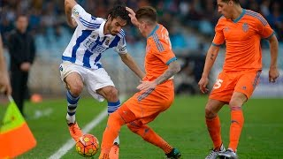 Video Gol Pertandingan Real Sociedad vs Valencia CF