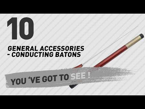 General Accessories - Conducting Batons, Top 10 Collection // New & Popular 2017
