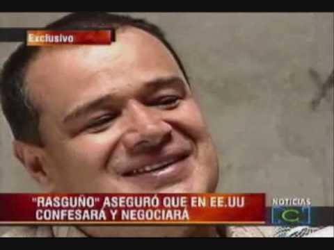 Extradicion de Don ¨H¨ Rasguño