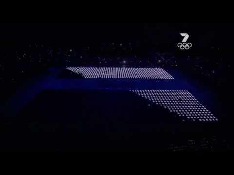 Beijing Olympics Opening Ceremony (Australia 7)