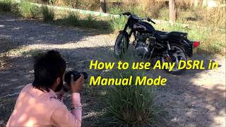 Canon Eos 1300d manual mode tutorial , tricks, Background Blur, Video Shooting