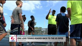 One Love Tennis headed back to the US Open