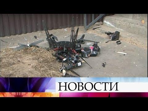 Первый дрон «Почты России» разбился вскоре после запуска.