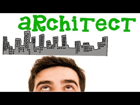 How to become an architect careerbuilder videos from for Do i need an architect