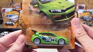 HOT WHEELS Back Road Rally Unboxing And Review