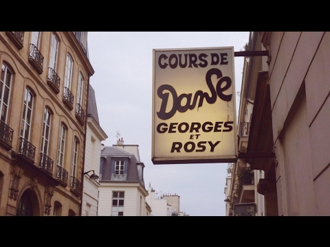 Time Travel to a 1930s Dance School in Paris