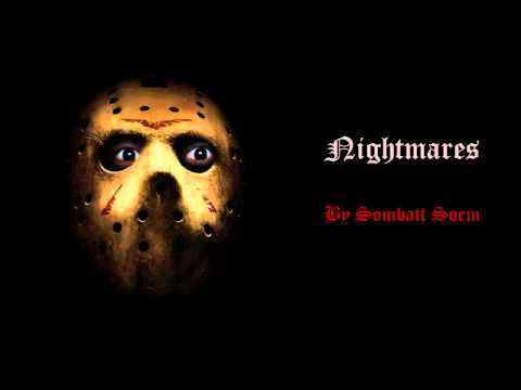 """nightmares"" (dark scary hip hop instrumental) - Produced By Sombatts Production"