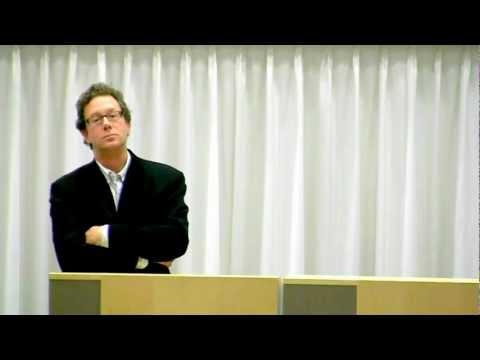 Mark Hansen at C21 Nonhuman Turn Conference