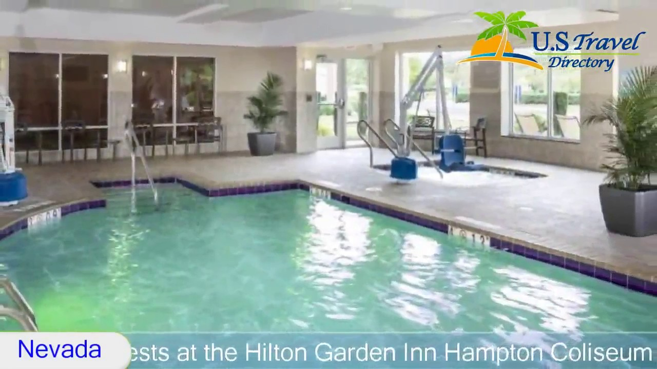 Hilton garden inn hampton coliseum central hampton - Hilton garden inn hampton coliseum central ...