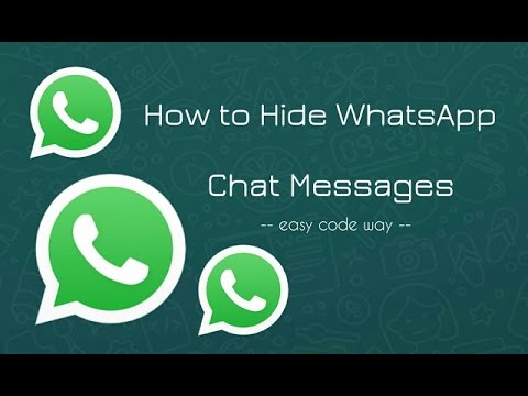 How To Hide Chats On Whatsapp - Explained End To End Encryption