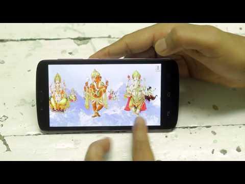 Ganesh's Free Animated 4D Mobile App, Live Wallpaper