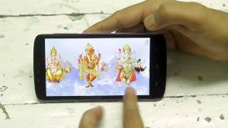 Ganesh's Free animated 4D mobile App, Live Wallpaper screenshot 2