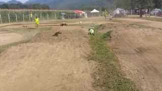 RC Elektro challenge 2015, DMMV Prebold, Struga track, Slovenia - A main