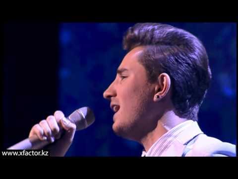 """Владимир Новиков. """"Время любви"""". X Factor Казахстан. 7 концерт. Эпизод 16. Сезон 6."""