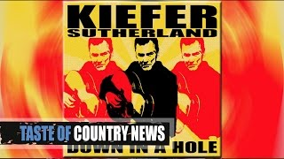Kiefer Sutherland Ready To Battle the Stigma
