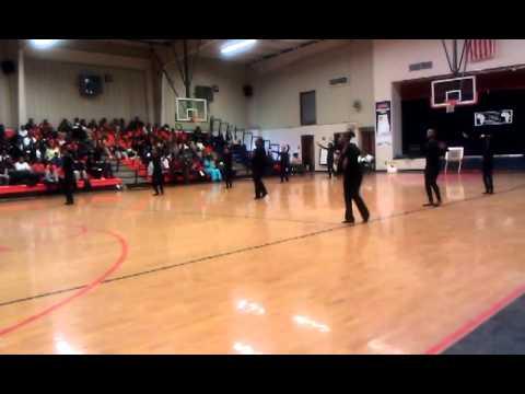 Elementary Dance In Marion, Al