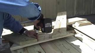 Picnic Table Kit 2010