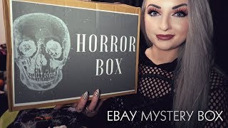 Mysteri-Box Ebay Horror Mystery Box Unboxing!