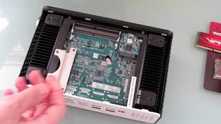 Zotac ZBOC CI660 Nano fanless mini PC: First look and RAM + Storage installation)