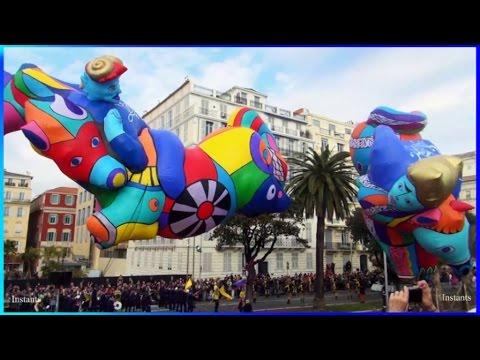 Nice Carnival France Wonderful - Carnaval de Nice