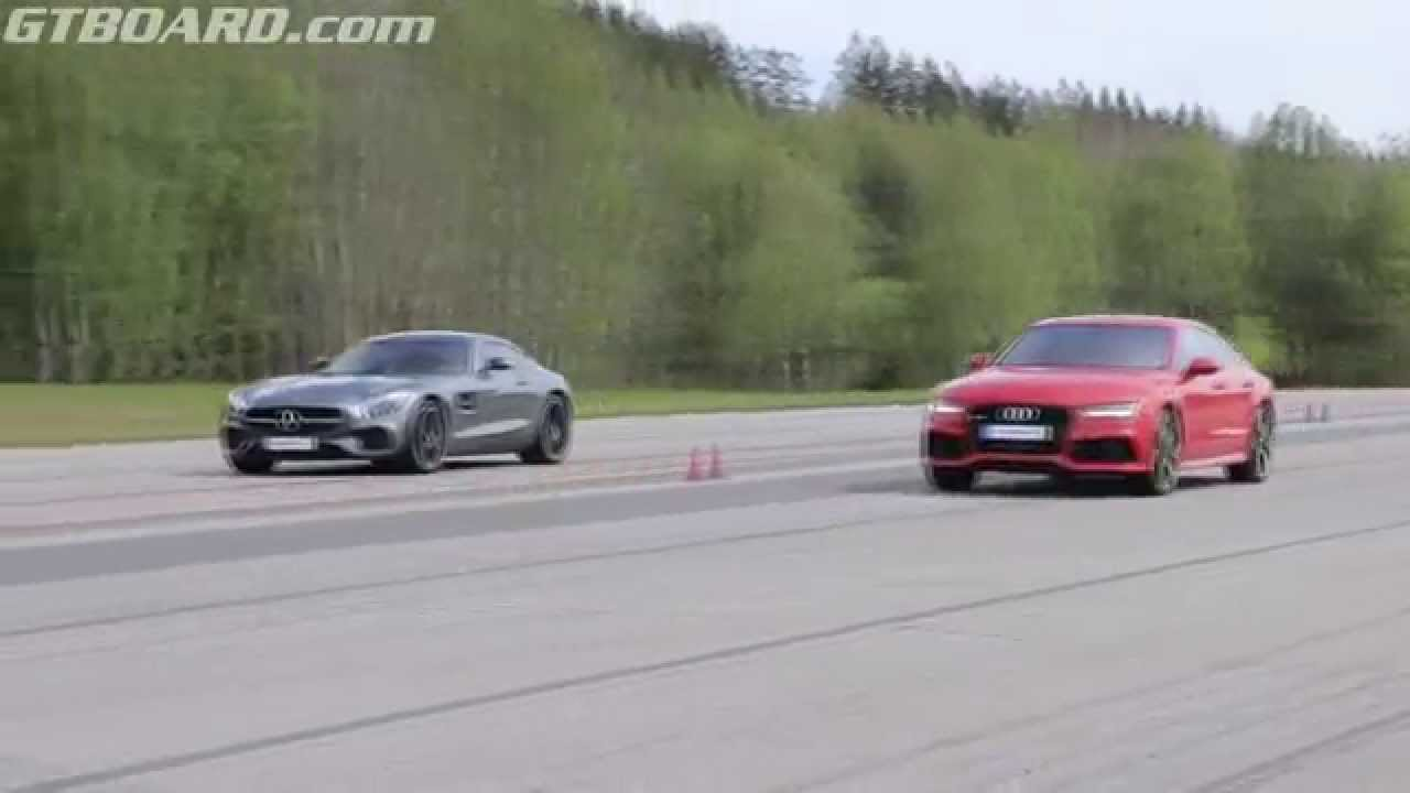 Audi Rs7 Vs Gtr Autos Post