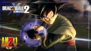 Dragon ball xenoverse 2 | gameplay espaÑol | introducciÓn ciudad conton |bardock vs freezer |anzu361