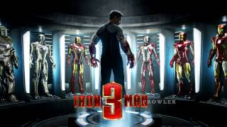 Iron Man 3 - Misfire (Soundtrack OST HD)