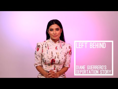 Diane Guerrero Reveals the Moment Her Parents Were Deported