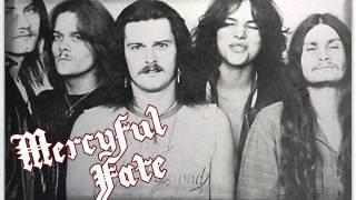 Mercyful Fate -LIVE 1981- Shadow night / Curse of the pharaohs