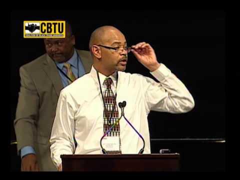CBTU President-Rev. Terry Melvin:Highlight Clip 3