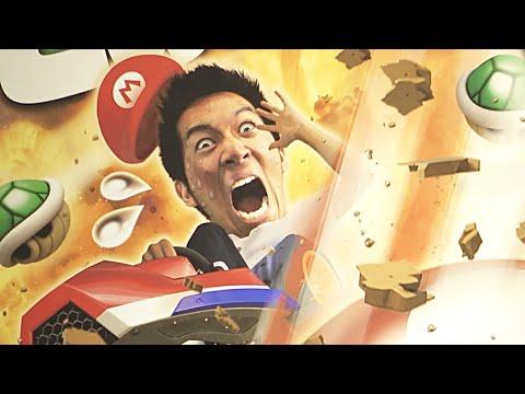 We Played Mario Kart in VR