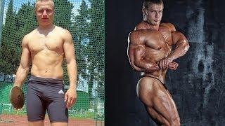 Как набрать 35 кг массы за 2 года? Трансформация по-мужски