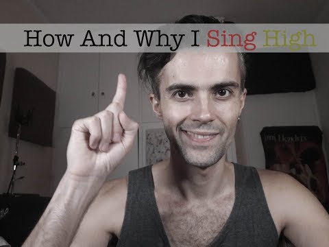 How and Why I Sing High | Theo Nt
