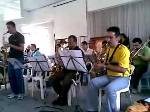 big band salvador-ba infinito amor