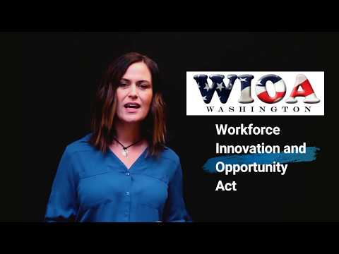 Workforce Innovation and Opportunity Act (WIOA) Benefits & Resources