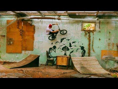 ONMOGELIJKE BMX STUNT OP EEN GEHEIME LOCATIE !!!