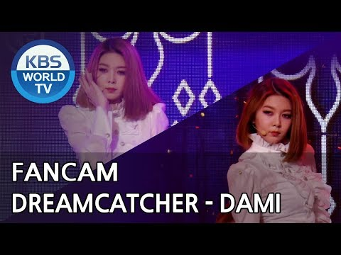 [FOCUSED] DREAMCATCHER's DAMI - YOU AND I[Music Bank / 2018.05.11]