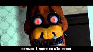 [FNAF Musica]- não estamos sozinhos português