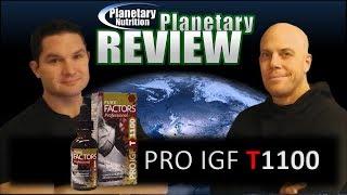 PRO IGF T-1100 Deer Antler Velvet   Planetary Review