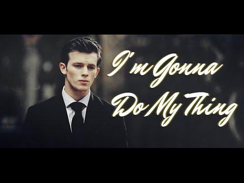 Gideon De Villiers I'm Gonna Do My Thing Jannis NiewöhnerSaphirblauTimelessRubinrot