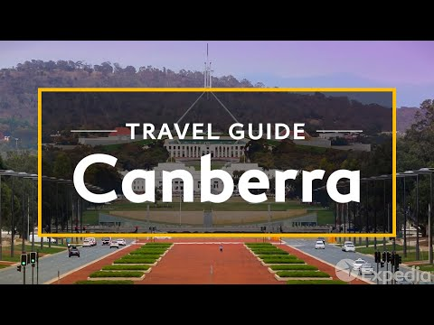 Canberra Vacation Travel Guide | Expedia