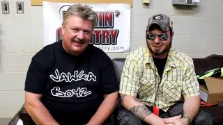 Joe Diffie and D Thrash (From Jawga Boyz) Interview (Girl Ridin