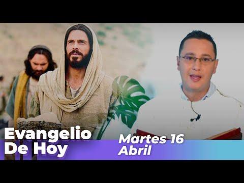 EVANGELIO DE HOY, Viernes 16 De Abril De 2021 - Cosmovision