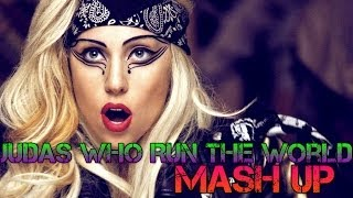 Watch music video: Beyoncé - Judas