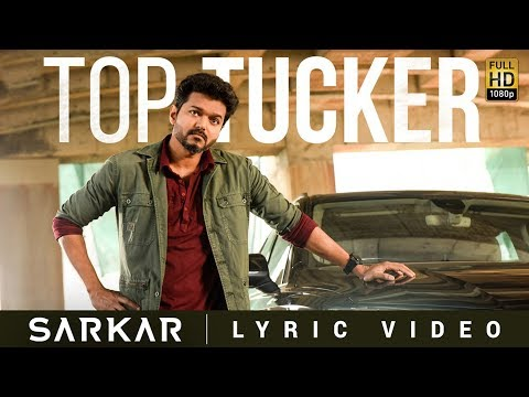 Sarkar - Top Tucker Lyric Video Reaction | Thalapathy Vijay | A .R. Rahman | A.R Murugadoss