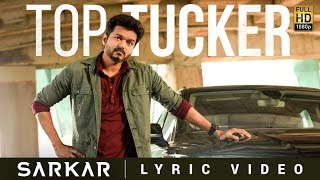 Sarkar - Top Tucker Lyric Video Reaction | Thalapathy Vijay | A .R. Rahman | A.R Murugadoss