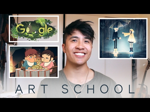 FIRST YEAR ART SCHOOL // Animation Projects at RMIT Mp3