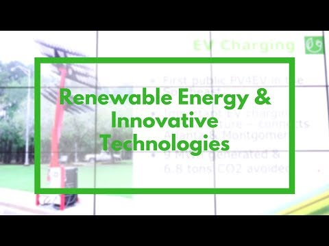 Innovation- Renewable Energy-Sustainability-EV Charging Stations