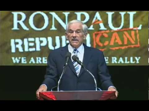FULL UNEDITED Ron Paul Speech @ We Are the Future Rally - Tampa Sun Dome - Aug 26 2012