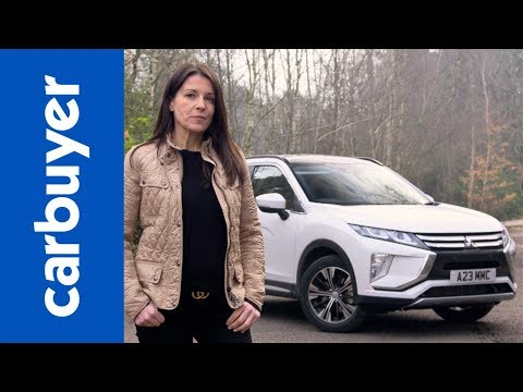 New 2018 Mitsubishi Eclipse Cross in-depth review – Carbuyer – Ginny Buckley